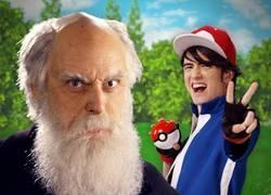 Enlace a La batalla más épica que verás: Ash Ketchum vs Charles Darwin [Inglés]