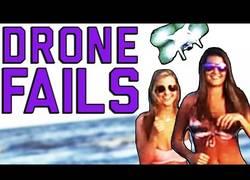 Enlace a Unos fails con drones