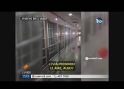 Enlace a Este globo avanza lentamente por los pasillos del hospital
