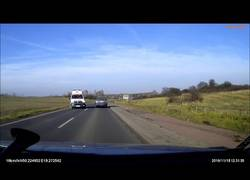 Enlace a La ambulancia instantánea que llegó al accidente en menos de un segundo