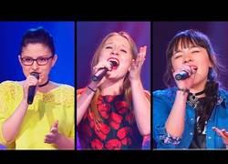 Enlace a Trío de 'Bohemian Rhapsody' en La Voz Colombia