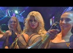 Enlace a El Mannequin Challenge que todos esperábamos en una sala de Striptease en Las Vegas