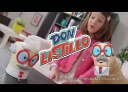 Enlace a Don Listillo, el juego para acabar a tortas con tu familia