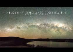 Enlace a El increíble timelapse de la Vía Láctea desde 3 países diferentes