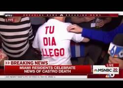 Enlace a Siguen las celebraciones por la muerte de Fidel Castro