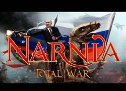 Enlace a ¡Los rusos han encontrado la manera de llegar a Narnia!
