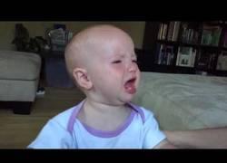 Enlace a Nunca habrás visto algo igual: un bebé llorando en slow motion y da mucho miedo