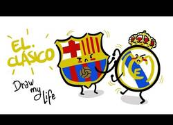 Enlace a La historia de los enfrentamientos de los dos grandes clubs españoles