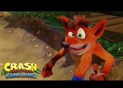 Enlace a ¡Ojo! Crash Bandicoot está de regreso