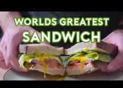 Enlace a Así se hace el mejor sandwich del mundo