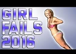 Enlace a Los mejores fails de chicas en 2016