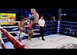 Enlace a El brutal KO de José Aldo a su contrincante