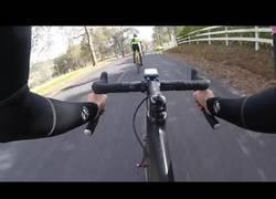 Enlace a Los peligros del ciclismo