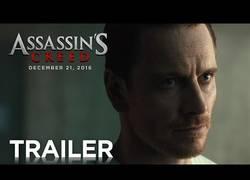 Enlace a Ya podemos disfrutar del tráiler final de Assassin's Creed antes de ir al cine