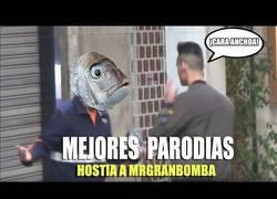 Enlace a Las mejores parodias de la hostia a Granbomba