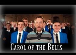 Enlace a Carol of the Bells como jamás la habías escuchado