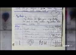 Enlace a La desgarradora carta de un niña su padre fallecido pidiéndole un kit del Real Madrid