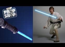 Enlace a Fabricando de 0 un alucinante sable láser igual al de Star Wars