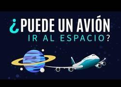 Enlace a ¿Podrían los aviones ir al espacio?