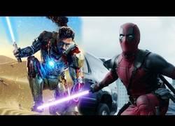Enlace a La batalla que nos gustaría ver: Los Vengadores vs Star Wars