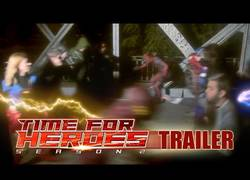 Enlace a TIME FOR HEROES, una serie de MARVEL vs DC