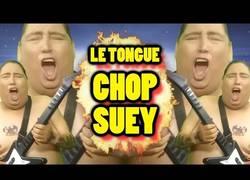 Enlace a Chop Suey - Tongo, la canción que opta a todos los premios de la música en 2017