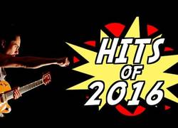 Enlace a El guitarrista samurai nos trae los mejores hits del año