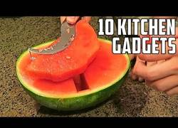 Enlace a 10 gadgets increíbles que deberías probar para tu cocina