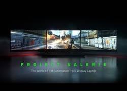 Enlace a Conoce el Project Valerie, un espectacular portátil para jugar