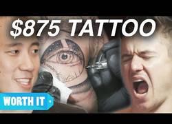 Enlace a La gran diferencia entre un tattoo de 80$ y otro de 875$ [Inglés]