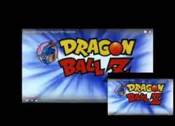 Enlace a La intro de Dragon Ball Z con 0€ de presupuesto es una obra de arte
