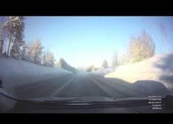 Enlace a Una pequeña nube en mitad de la carretera, ¿Qué será?