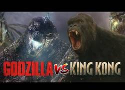 Enlace a ¿Godzilla o King Kong? ¿Quién ganaría? Un fan ha recreado un tráiler con los dos