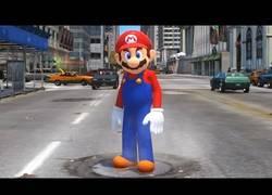 Enlace a Así sería el nuevo Super Mario Odyssey mucho más realista