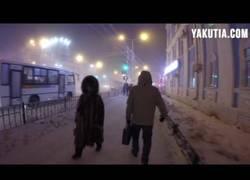 Enlace a Así es la ola de frío en Rusia. ¡Vas a morir de frío nada más viendo esto!
