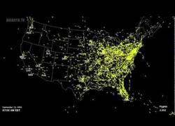 Enlace a La evolución del tráfico aéreo el 11S