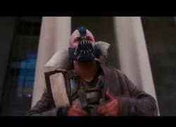 Enlace a Trump plagia a Bane en su discurso de toma de posesión