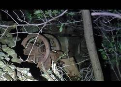 Enlace a La escalofriante visita a una mina abandonada con sonidos terroríficos incluídos
