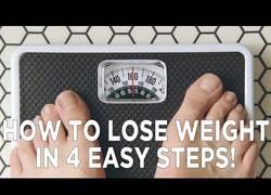 Enlace a Como perder peso en 4 pasos sencillos (Inglés)