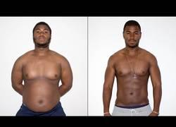 Enlace a Se hace una foto cada día con su evolución de su espectacular pérdida de peso
