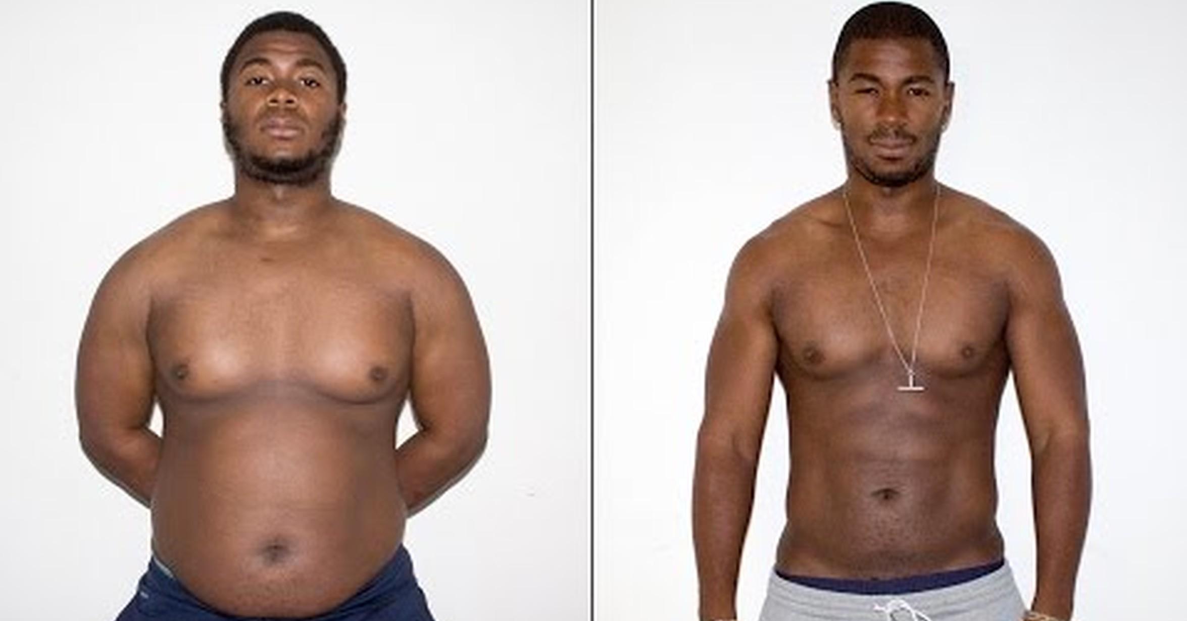evolucion perdida de peso
