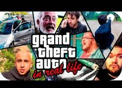 Enlace a Viviendo la aventura del GTA en la vida real