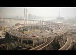 Enlace a Cruce de carreteras en China, ¡con una altura de 10 plantas!
