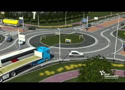 Enlace a En Holanda se empezarán a implementar estas turbo glorietas para evitar accidentes en las rotondas