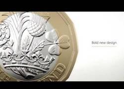 Enlace a Así es la nueva moneda de £1 que te sorprenderá su nueva tecnología