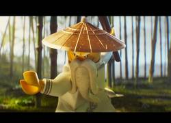 Enlace a Los LEGO se hacen ninja en su nueva película