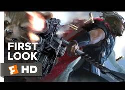 Enlace a Ya tenemos un primer vistazo a Avengers: Infinity War que promete ser épica