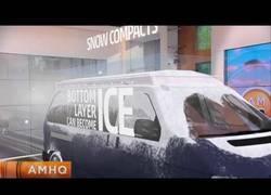 Enlace a Implementan la realidad aumentada para explicar la limpieza de la nieve de los coches