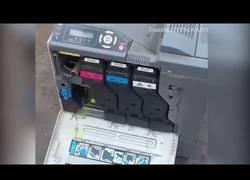 Enlace a Arreglando una impresora fácilmente