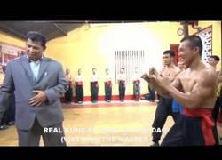 Enlace a El maestro kung-fu que nadie puede derrotar